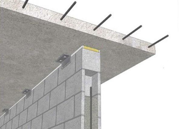 Mūrinės konstrukcijos