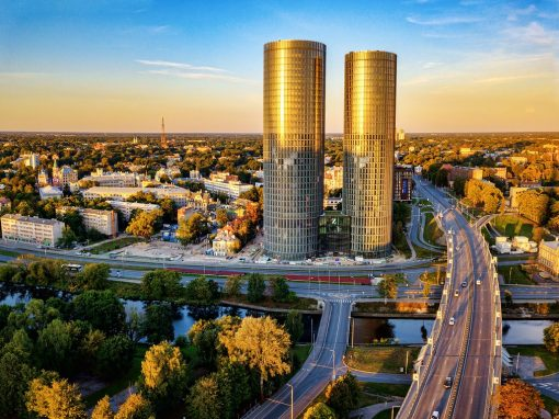 Z TOWERS TWIN RIGA